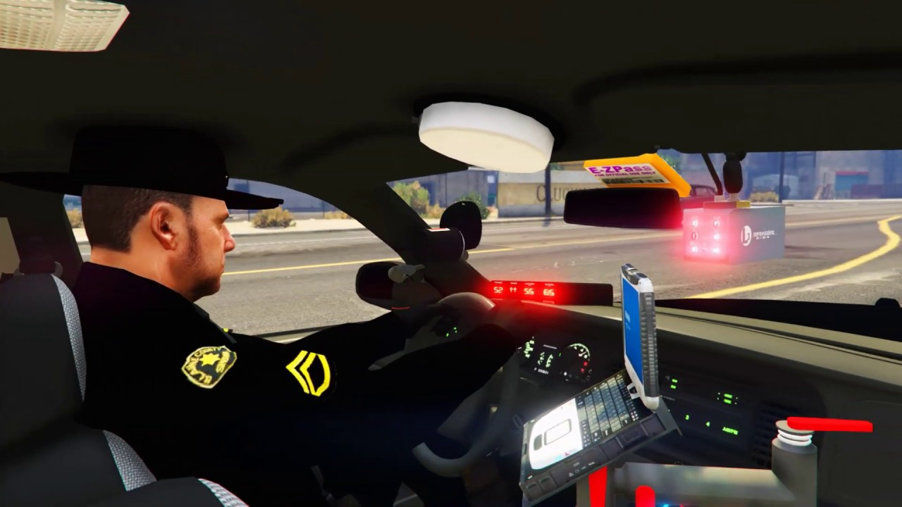 Blaine County Police & Sheriff Department - GTA 5 LSPDFR