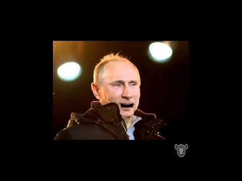Crimea River Putin and Obama