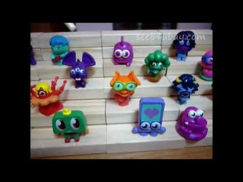 Moshi Monsters Series 3 Collection - All