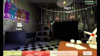 Roblox Gaming (The Night Shift Night 1)
