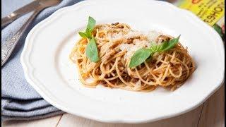 Спагетти болоньезе простой рецепт