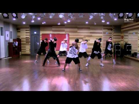 방탄소년단 -No More Dream- Dance Practice