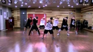 방탄소년단 No More Dream Dance Practice
