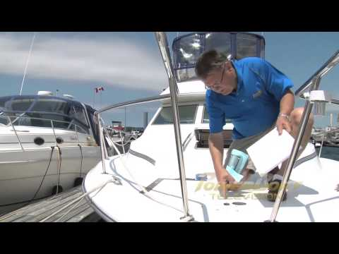 How To Install A Windlass - PowerBoat TV