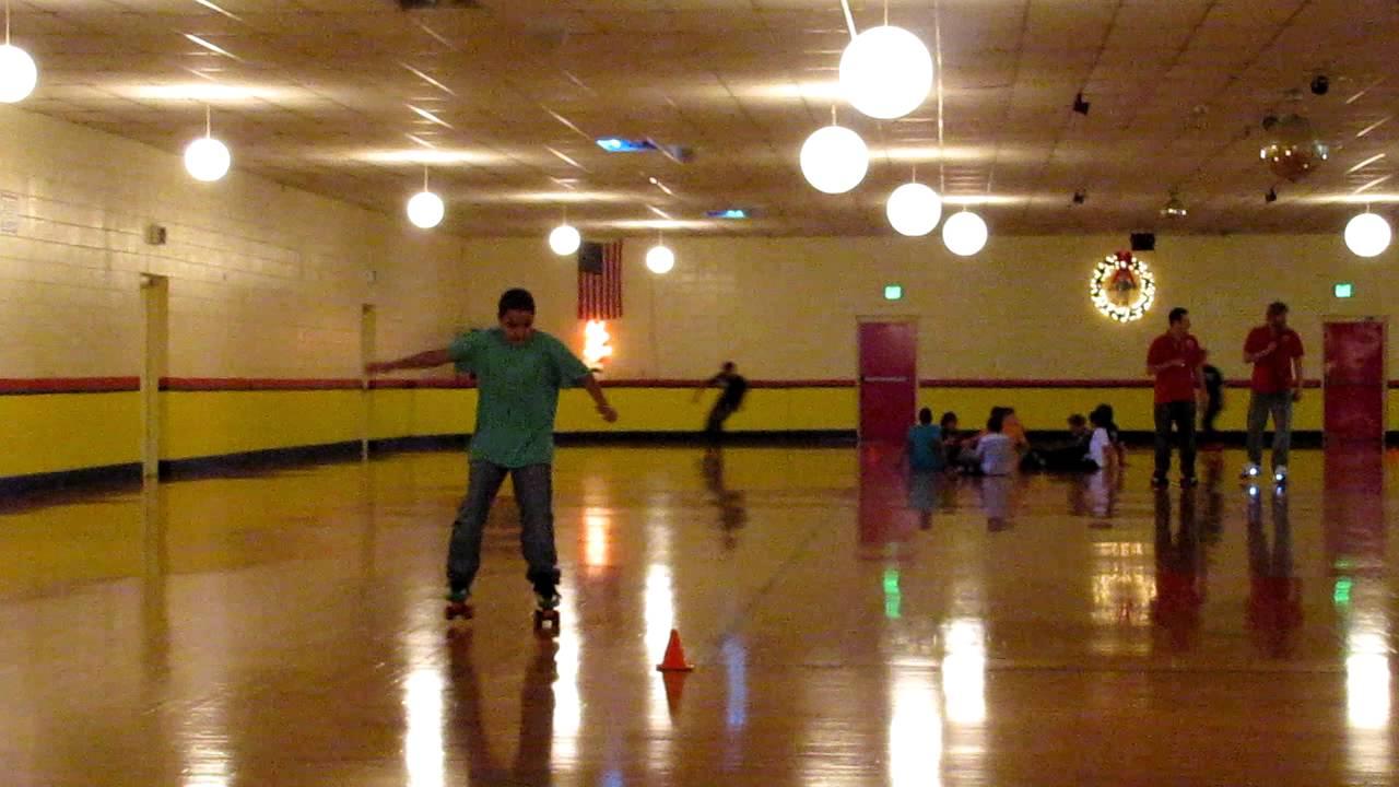 Roller skating rink in maryland - Boys Rollerskating At The Pasadena Skate Rink