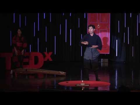 The true spirit of the ninja: Jinichi Kawakami at TEDxBermuda 2013