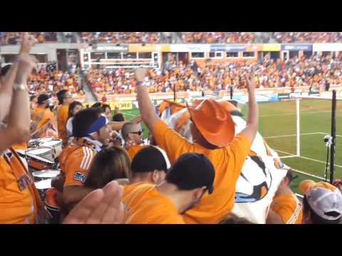 Texian Army - Dynamo vs FC Dallas