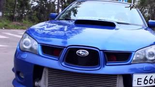 Автодрайв.  Subaru Impreza WRX 2005года