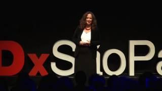 Porque queremos olhos azuis? | Lia Vainer Schucman | TEDxSaoPauloSalon