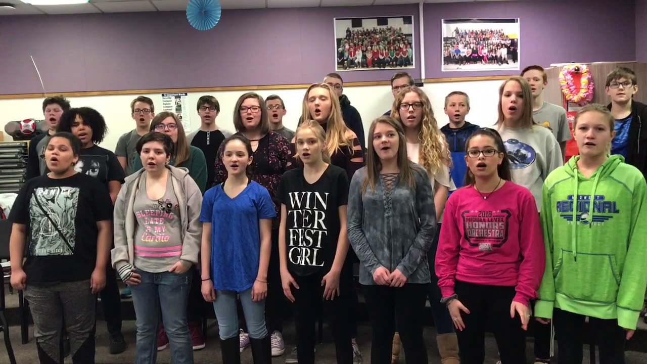 Jim Hill Middle School Foreigner Audition 2018