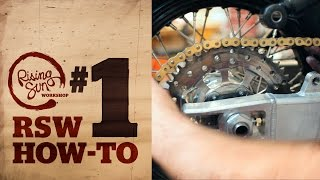 HOW TO #1 | CHAIN CONVERSION