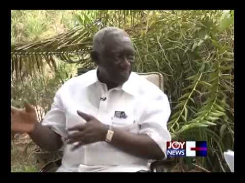 John Agyekum Kufuor - Personality Profile Friday on Joy News (8-8-14)