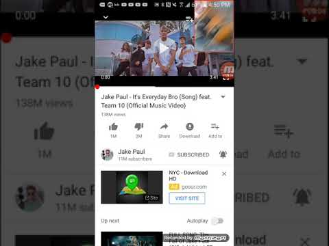 Reacting to it's every day bro bye (Jake paul)