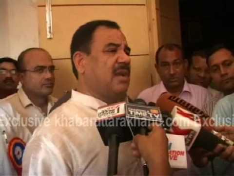 Harak Singh Rawat considered Harish Rawat and Dr. Ramesh pokhriyal is Leader