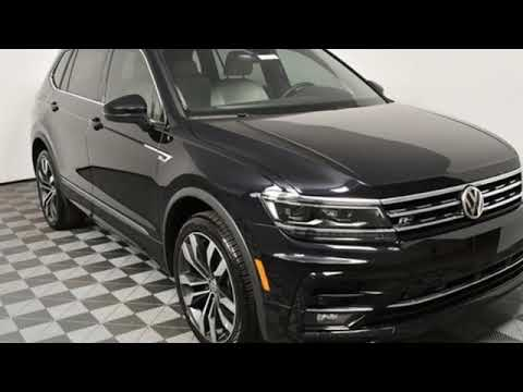 New 2019 Volkswagen Tiguan Atlanta, GA #VN19279 - SOLD