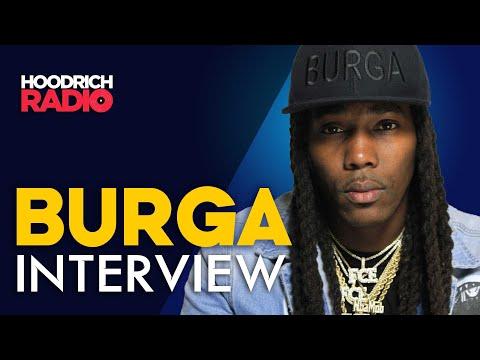 DJ Scream - Burga on I Can't Save You, Florida Culture, Linking w/ Derez Deshon & More!