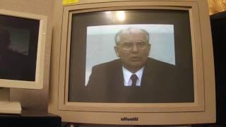 Enjoykin - Новый Год (feat. Михаил Горбачев): смотреть видео