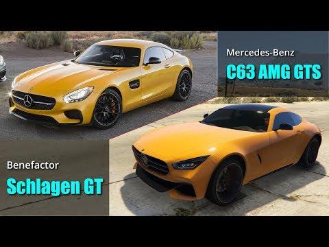 GTA V Cars vs Real Life Cars #3   All Sports car
