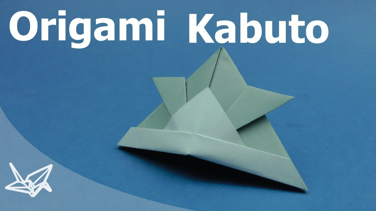 How to make Cardboard Kabuto (Samurai Helmet) - YouTube | 720x1280