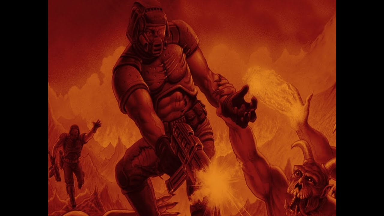 ultimate doom visor download