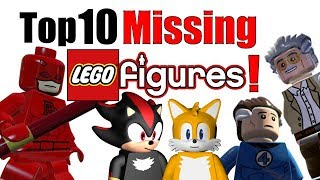 Top 10 Missing LEGO Minifigures!