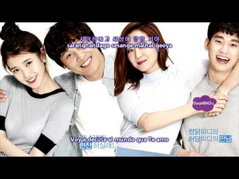 Kim Bum Soo (김범수) - Love Begins With a Confession [Sub Español - Hangul - Romanizacion]
