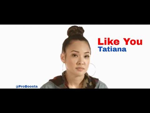 tatiana-manaois---like-you-official-video