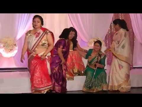 Sohag Chand -- Bhoomi -- Ayan and Anjali Wedding -- Aunties Dance