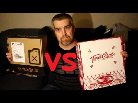 Tuner Crate vs PetrolBox