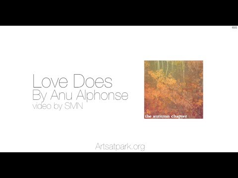 Love Does by Anu Alphonse
