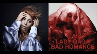 Lady Gaga v Lady Gaga - Bad Hair Body Face Romance (Mashup)