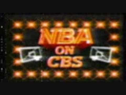 NBA on CBS TV Theme Song