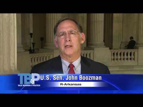Sen. John Boozman 5.14.17