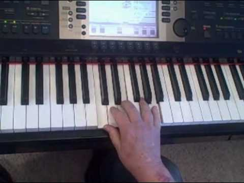 Pentatonic Scales Illustrated On The Piano