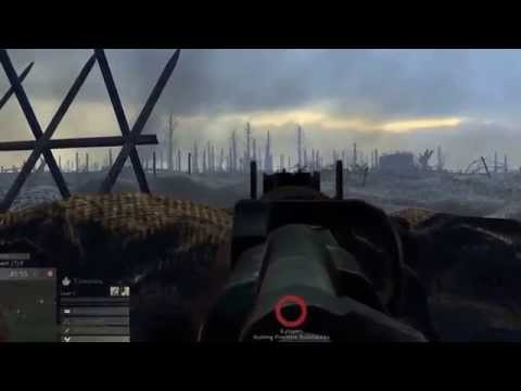 Verdun gameplay |