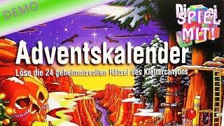 Die drei Fragezeichen Adventskalender 2015 - 24 geheimnisvolle Rätsel des Klettercanyons Teil 1