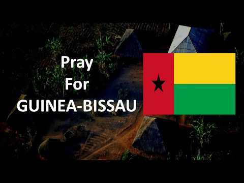 Pray for Guinea-Bissau
