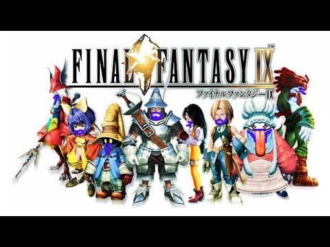 Final Fantasy 9: Elements of Earth, Water, Air, Fire, and SURPRISE!