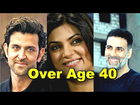 10 Bollywood Actors Over 40 Who Just Refuse To Age