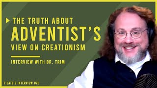 The SHOCKING TRUTH about Seventh-day ADVENTIST's view on Creationism | Interview with Dr. David Trim