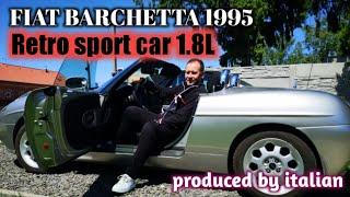 FIAT Barchetta 1995 review