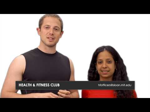 MIT Sloan Health and Fitness Club