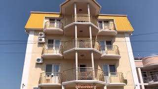 отель Золотой Прибрежное, Саки - Евпатория, западный берег Крыма