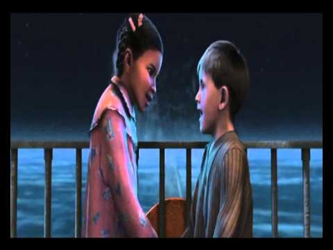 The Polar Express - When christmas comes to town - YouTube