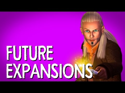 FUTURE EXPANSIONS? - The Sims 4