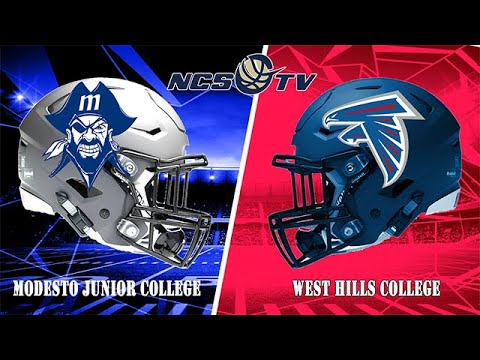 Image result for Modesto Junior College vs West Hills Coalinga Football gif