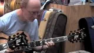 """Just Friends"" on a Peerless Cremona Jazz Guitar"