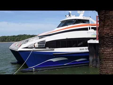 Bintan Resort Ferries - Full Tour (2018)