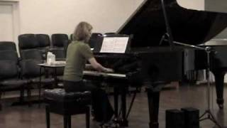 Berio - Brin from 6 Encores - Tania Lanfer, piano
