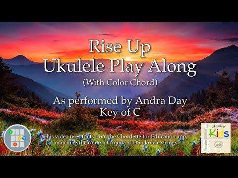 Rise Up Ukulele Play Along